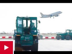 Renovatie runway 25L/07R Brussels Airport