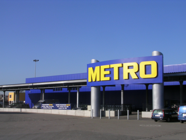 Awesome Metro Magasin Nantes Contemporary - Joshkrajcik.us ...