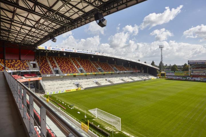 Voetbalstadion Kv Mechelen Willemen