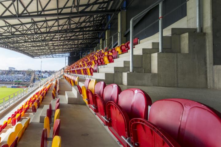 Kv Mechelen Football Stadium Mechelen Willemen