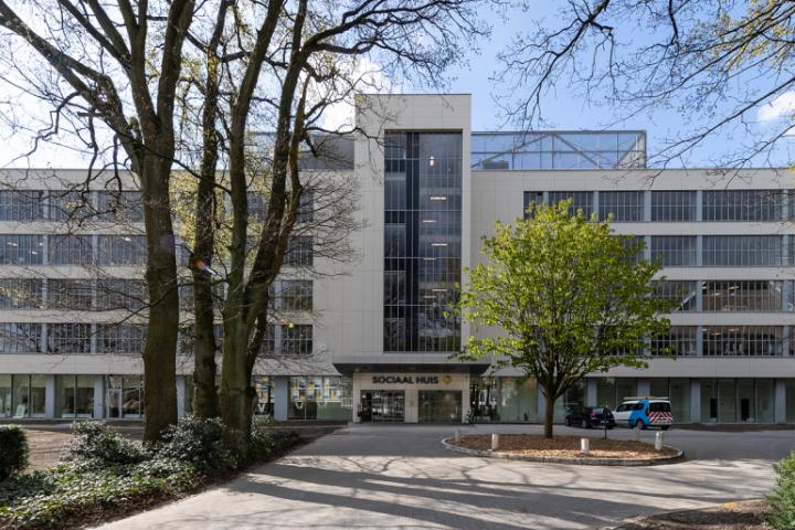 Sociaal Huis Campus Portavida Genk Willemen Groep
